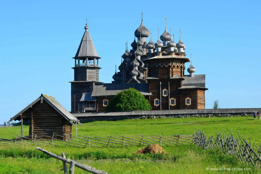 croisière en Russie