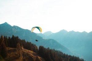 Les meilleurs spots de parapente en montagne